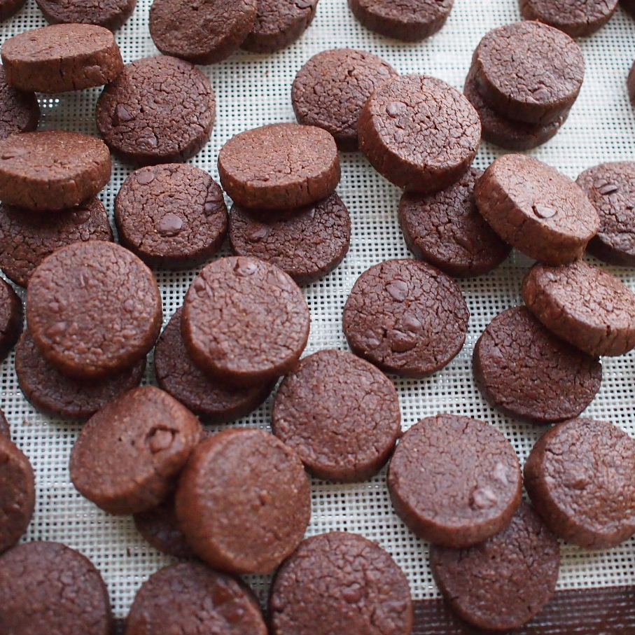 howatto ダブルチョコクッキー