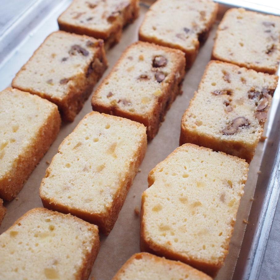 howatto 文旦のパウンドケーキ
