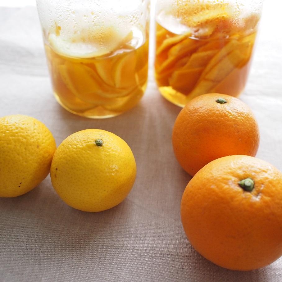 小七郎さんのフルーツで。