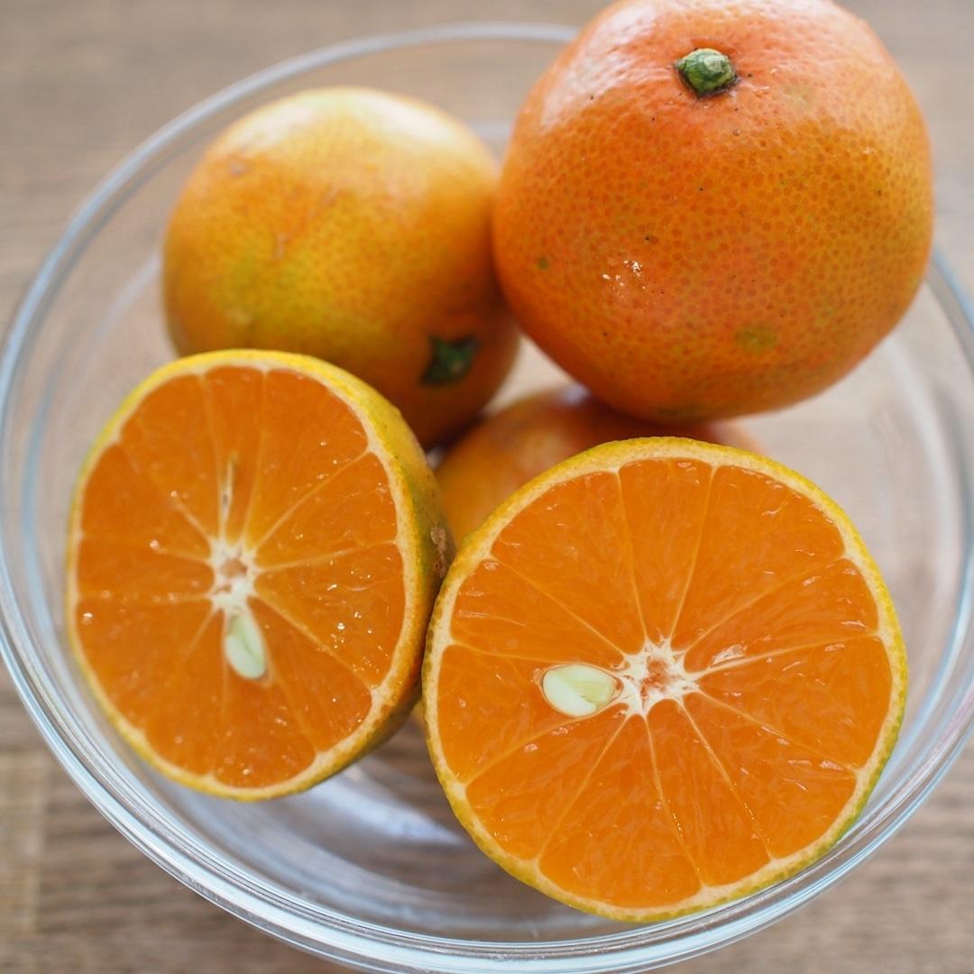 金曜日はマンダリンオレンジのメニューが登場します♪