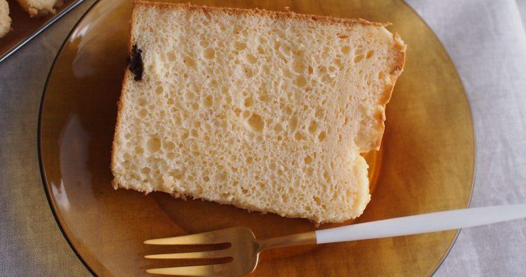howattoのチーズケーキシフォン  -チーズケーキとシフォンケーキがまさかのクロスオーバー!?-