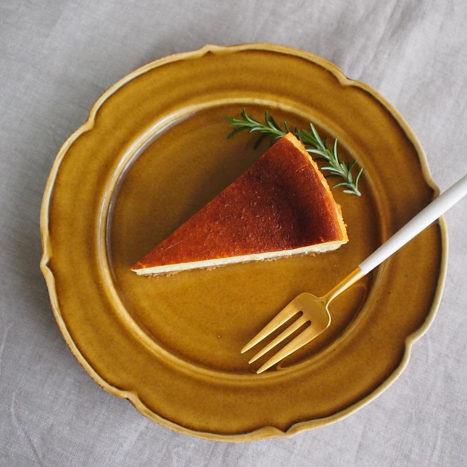 久々にチーズケーキを焼きます♪