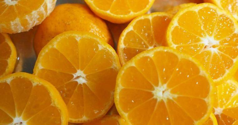 柑橘特集♪